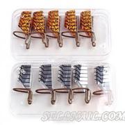 Многоразовые формы для наращивания ногтей