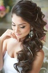 Свадебный макияж  Свадебная прическа